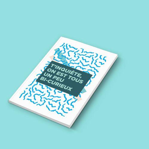 Cahier de notes - Bi-curieux