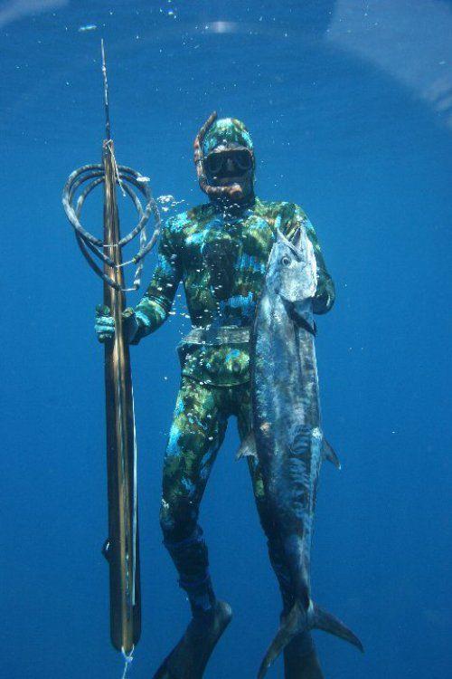 Spearfishing #SubsurfaceMayhem