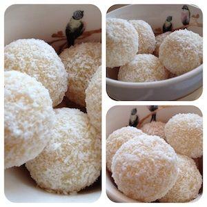brigadeiro gourmet coco
