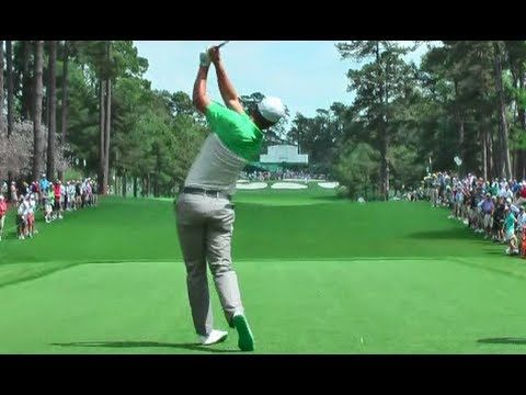 Justin Rose nice golf swing at 1 Step to Better Golf