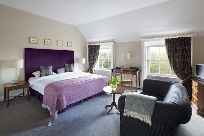 Deluxe Room, all overlooking St. Stephens Green