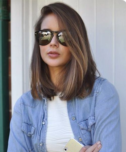 Best 25+ Medium haircuts for women ideas on Pinterest | Medium ...