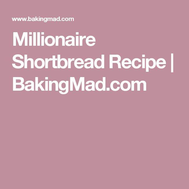 Millionaire Shortbread Recipe | BakingMad.com