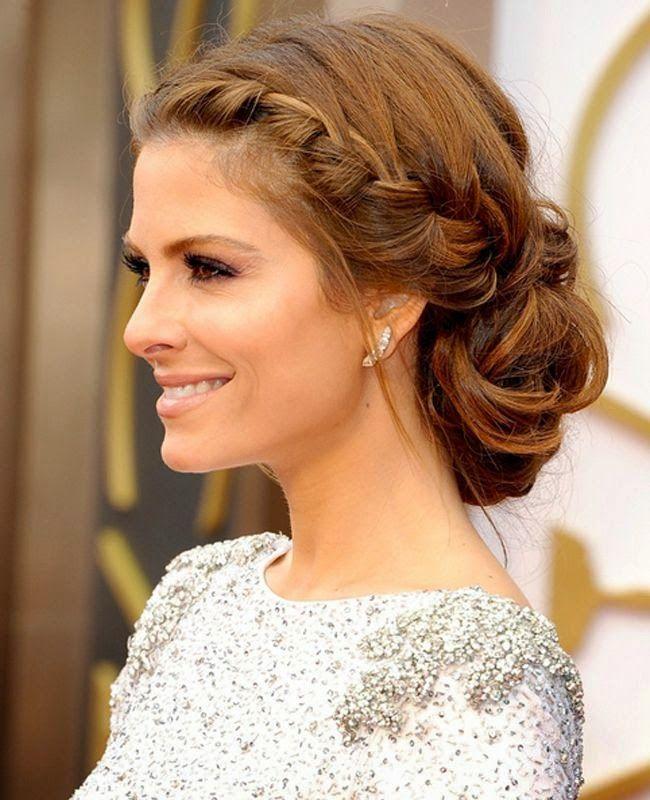 Peinados Para Novias Mi Fiesta Inolvidable Peinados Elegantes Peinados Con Trenzas Peinados