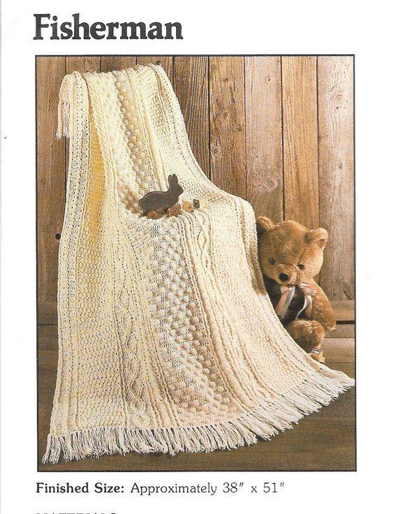 Hoi! Ik heb een geweldige listing gevonden op Etsy https://www.etsy.com/nl/listing/231457091/fisherman-afghan-pattern-crochet-blanket