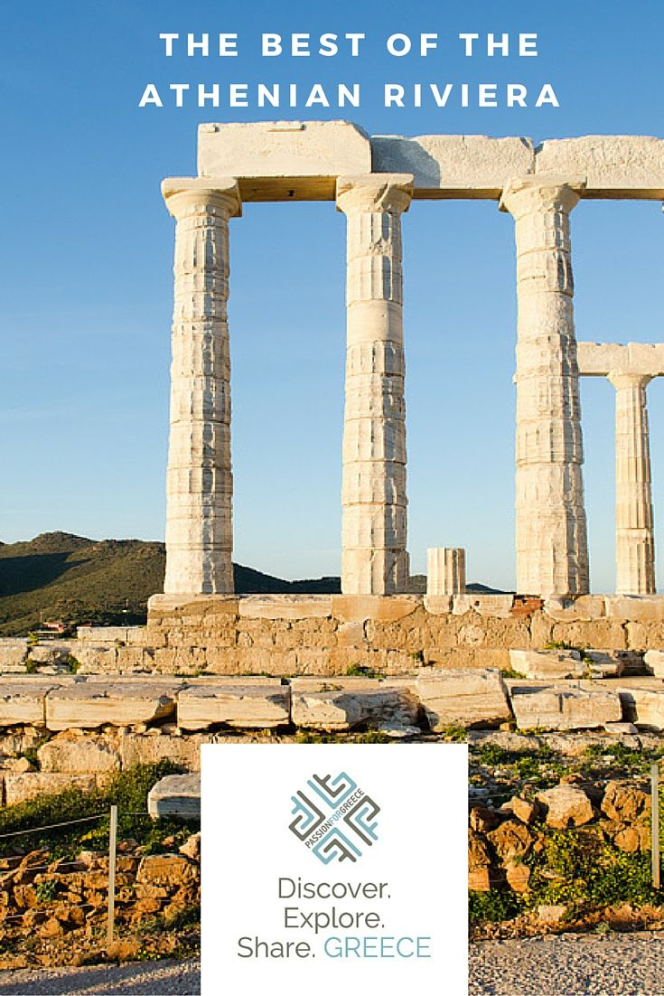 Experience the best of the Athenian Riviera #athens #athenianriviera #passionforgreece