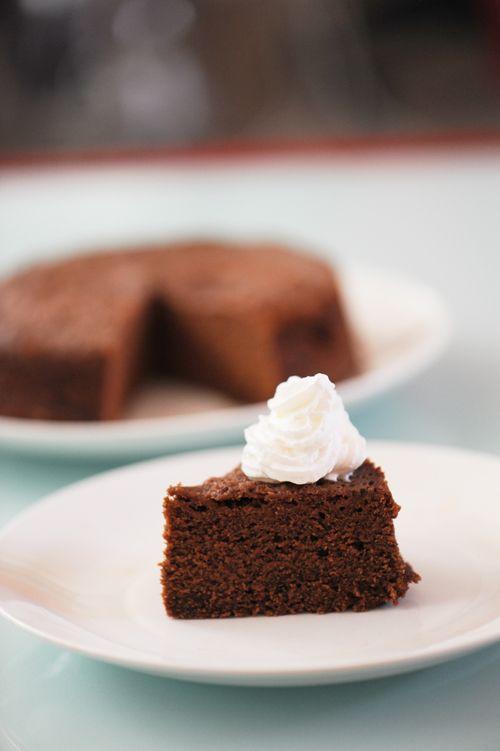 Black Cake al microonde