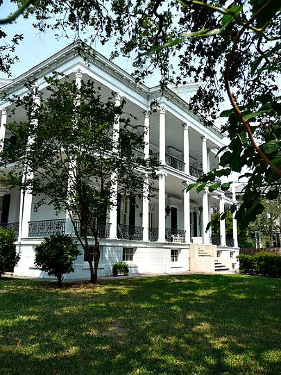 17 best images about antebellum greek revival and for Buckner home