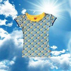 T-Shirt Sterke man i retrostil fra HalsOverKop