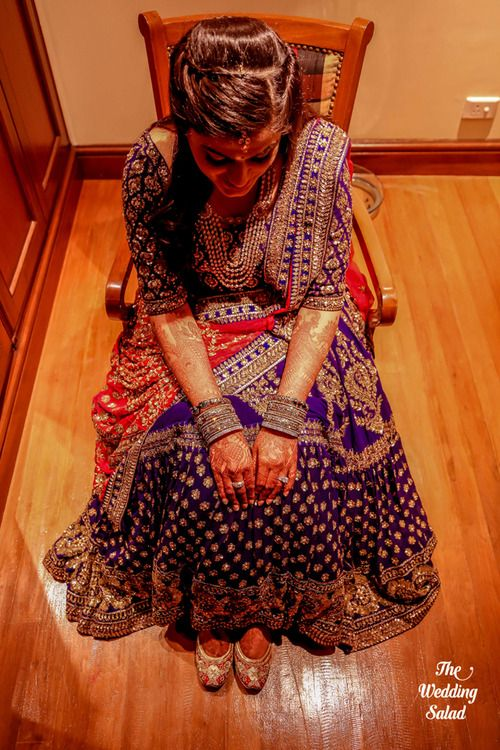 Picture perfect indian bride