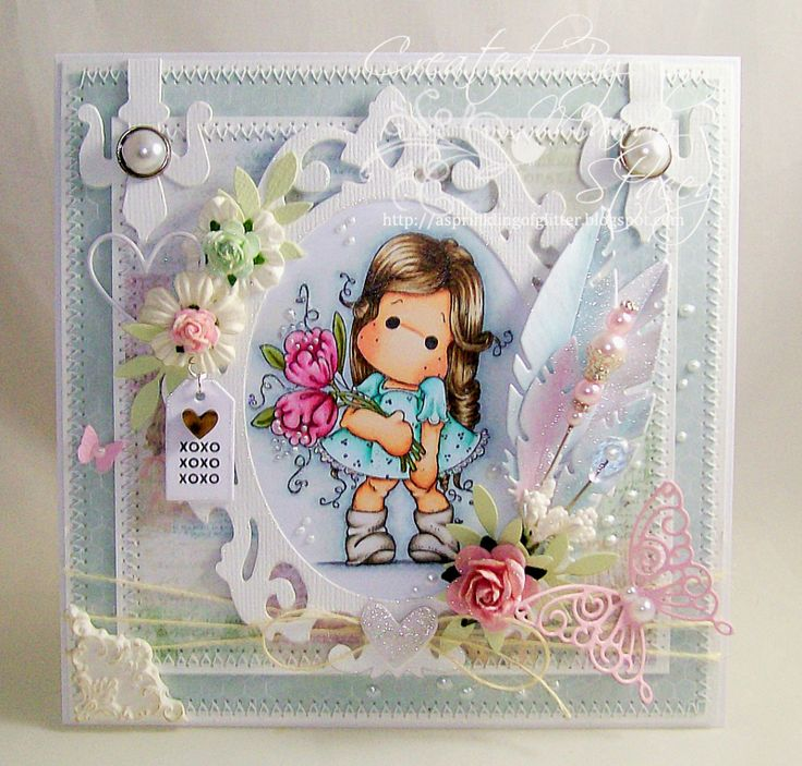 A Sprinkling of Glitter: Glitter It - Simon Says Stamp DT & Candy Winner