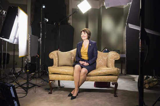 The difficulty of being Rep. Cathy McMorris Rodgers
