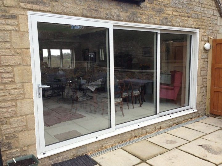 8 best images about sliding door on pinterest back to for Conservatory doors exterior