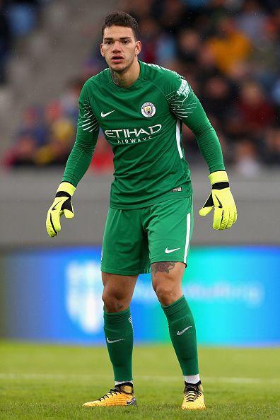 5c61d8b44a5 EDERSON / Brazil / Manchester City Us Soccer, Team Player, Goalkeeper, Manchester  City