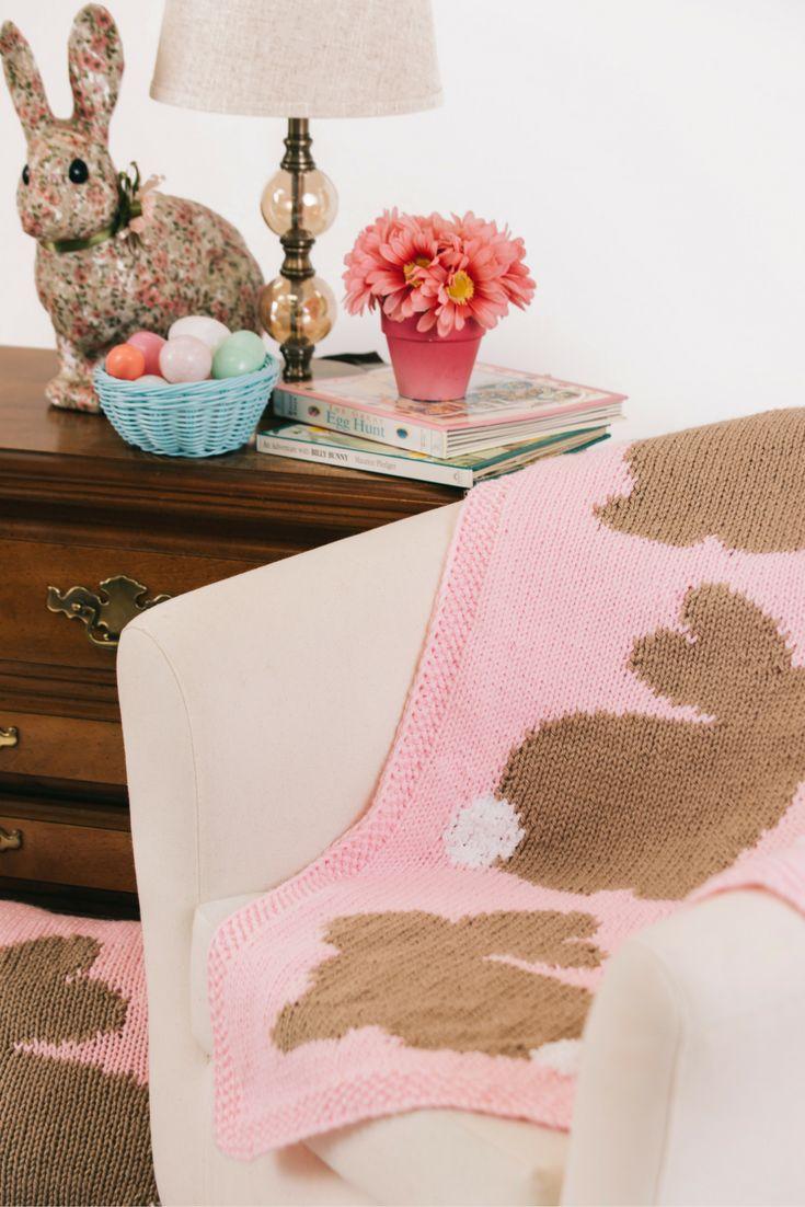 Knitting Pattern For Peter Rabbit Blanket : 39 best Knit Afghans images on Pinterest Knitted afghans ...