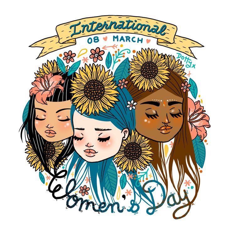 Happy International Women's Day, Pinners :)