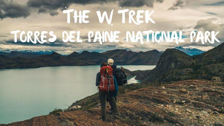 W Trek, Torres del Paine National Park, Patagonia