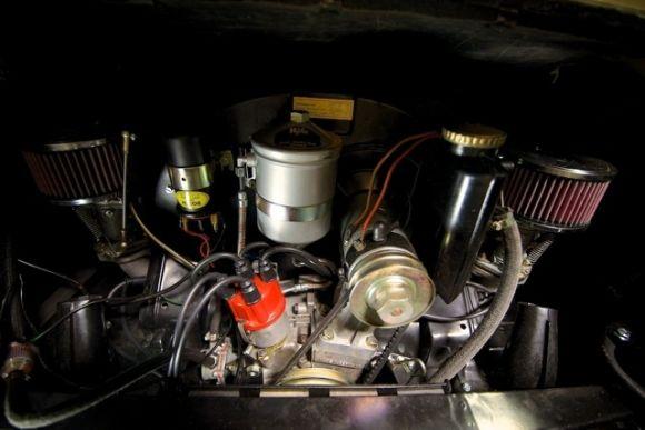 1967 Porsche 912 For Sale Motor