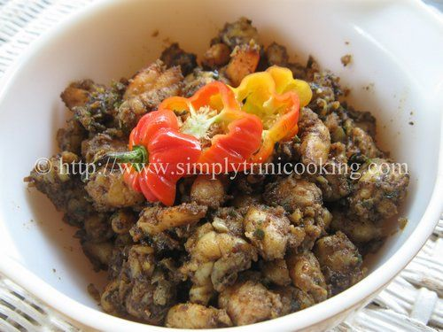 Trinidadian Food Recipes