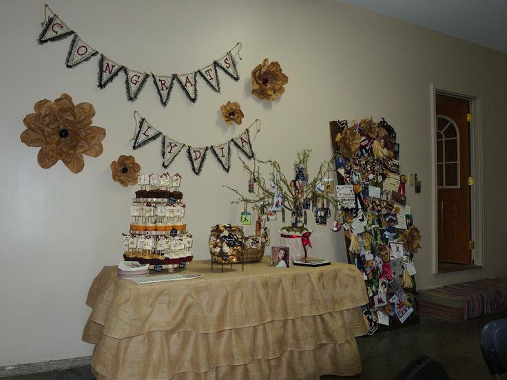 48 best 8th grade pcs reception ideas images on pinterest for 8th grade graduation decoration ideas