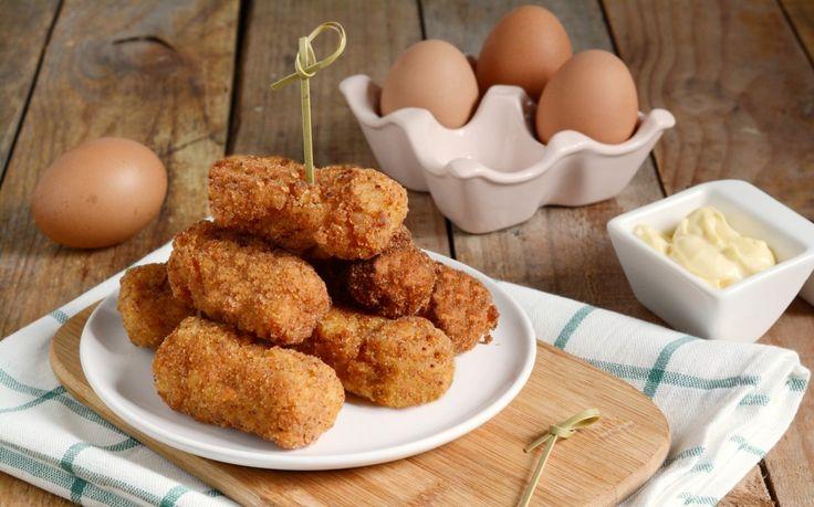 Crocchette di pollo ricetta