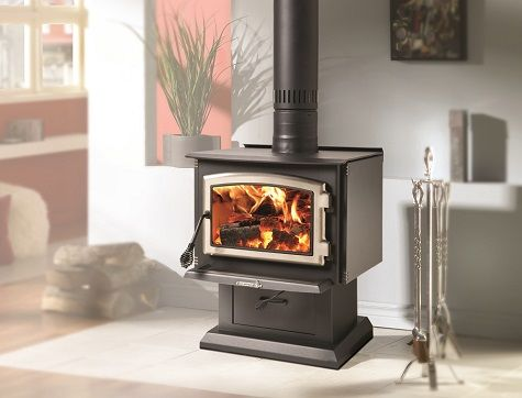 Solution 1.6 Wood Stove – Enerzone Wood Burning Stoves - The Enerzone  brand's Solution 1.6 may - 25+ Best Ideas About High Efficiency Wood Stove On Pinterest