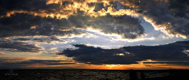 Sunset time by kxkosmas