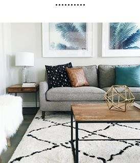Home decorating site with a room planner.