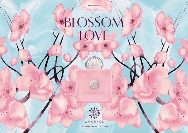 Amouage | BLOSSOM LOVE Woman #amouage #blossom https://www.amouage.com/