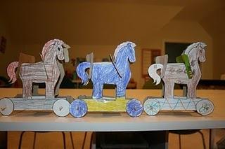 Ancient Greece: Trojan Horses