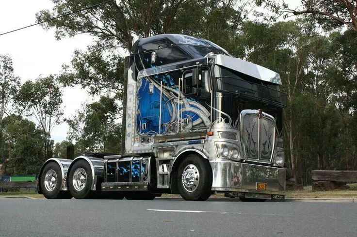 Very cool | Semi Trucks | Pinterest