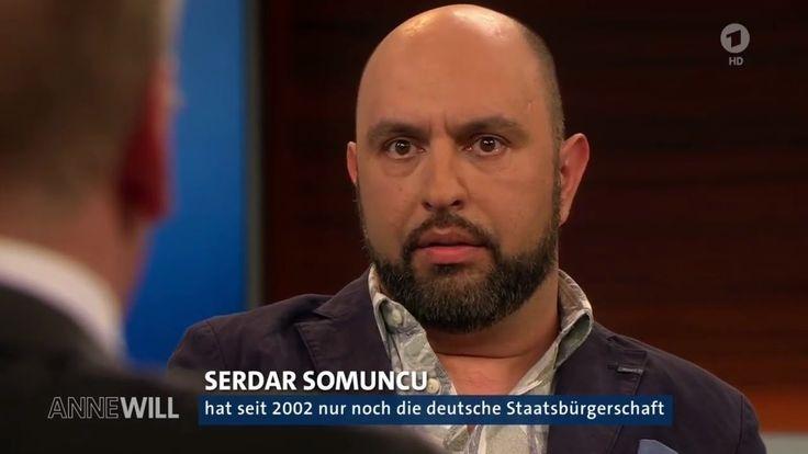Serdar Somuncu kritisiert die doppelte Staatsbürgerschaft - Anne Will 02...