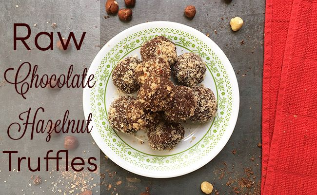3-Ingredient Chocolate Truffles -- Without Refined Sugar! | Care2 Healthy Living
