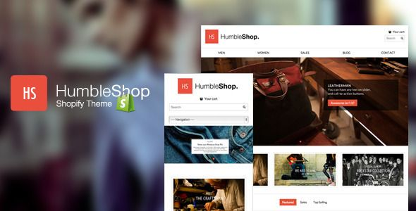 Humbleshop - Minimal Retina Fashion Shopify Theme & Template - Download Here : http://themeforest.net/item/humbleshop-minimal-retina-shopify-theme/5489412?s_rank=139&ref=yinkira