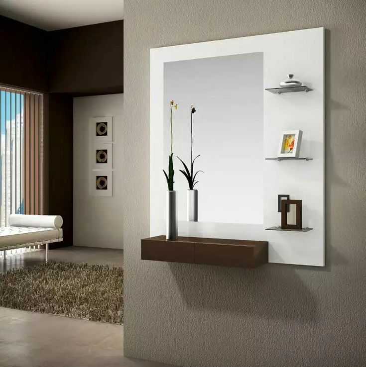309 best images about camas y espejos on pinterest for Espejos hall