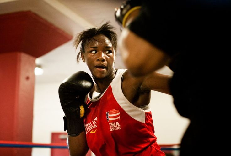 10 Reasons to Root for Olympic Boxer Claressa Shields