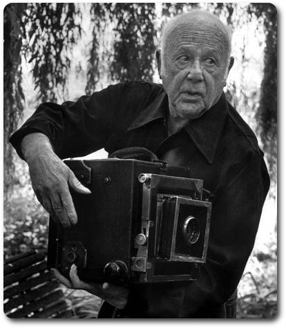 Paul Strand and his camera. Paul Strand (October 16, 1890 – March 31, 1976) was an American photographer and filmmaker who, along with fellow modernist photographers like Alfred Stieglitz and Edward Weston, helped establish photography as an art form in the 20th century. His diverse body of work, spanning six decades, covers numerous genres and subjects throughout the Americas, Europe, and Africa.