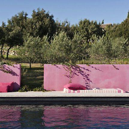 mur du bassin - LEZARDE PROJECT 2013