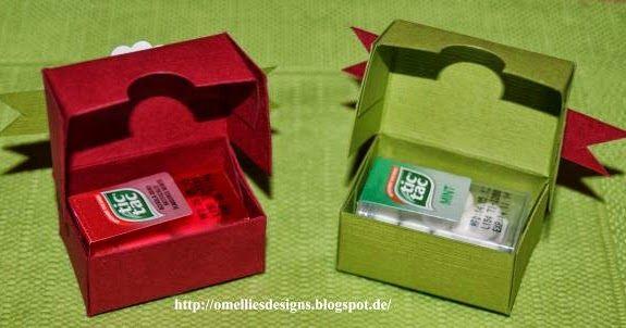 Hallo liebe Blogleser   Hach was freue ich mich das so vielen die kleinen Tic Tacboxen gefielen und ihr nach der Anleitung gefragt habt.    ...