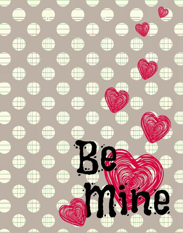 be+mine.jpg 1,257×1,600 pixels