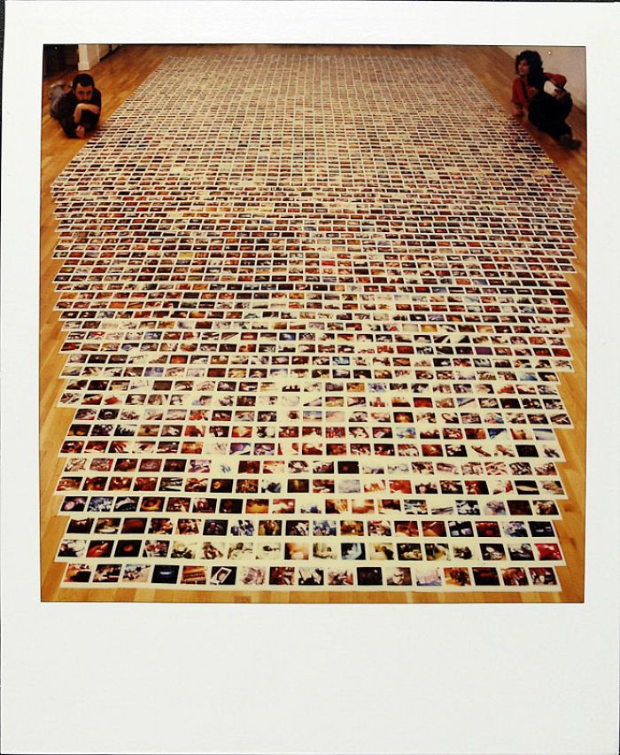 This Man Took A Polaroid Every Day For 18 Years Until The Day He Died, And It'll Break Your Heart | Bored Panda