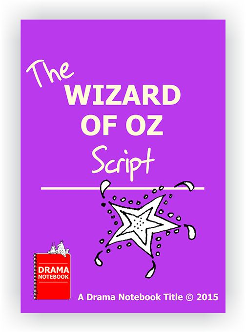 This short adaptation of the film classic is written such that many students can play Dorothy, the Tin Man, the Lion and the Scarecrow. If you have fewer actors, the script directions may be ignored (Dorothy #1, Dorothy #2, etc.).