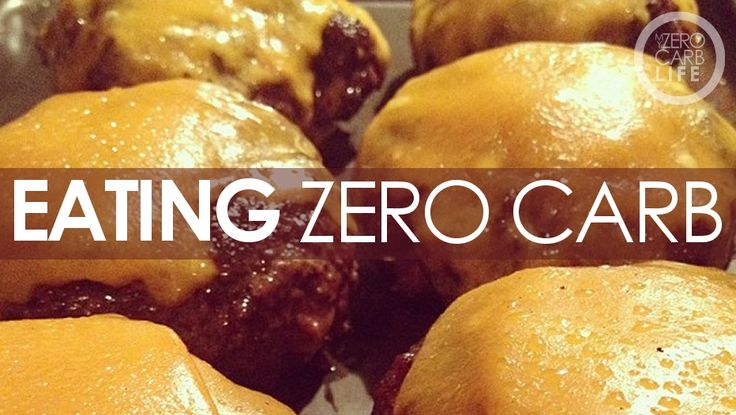 """I hear it all the time: """"So WHAT do you eat?"""" Here are six tips I got when I first started eating zero carb."""