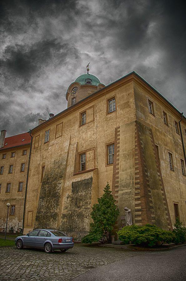 zamek / castle Poděbrady