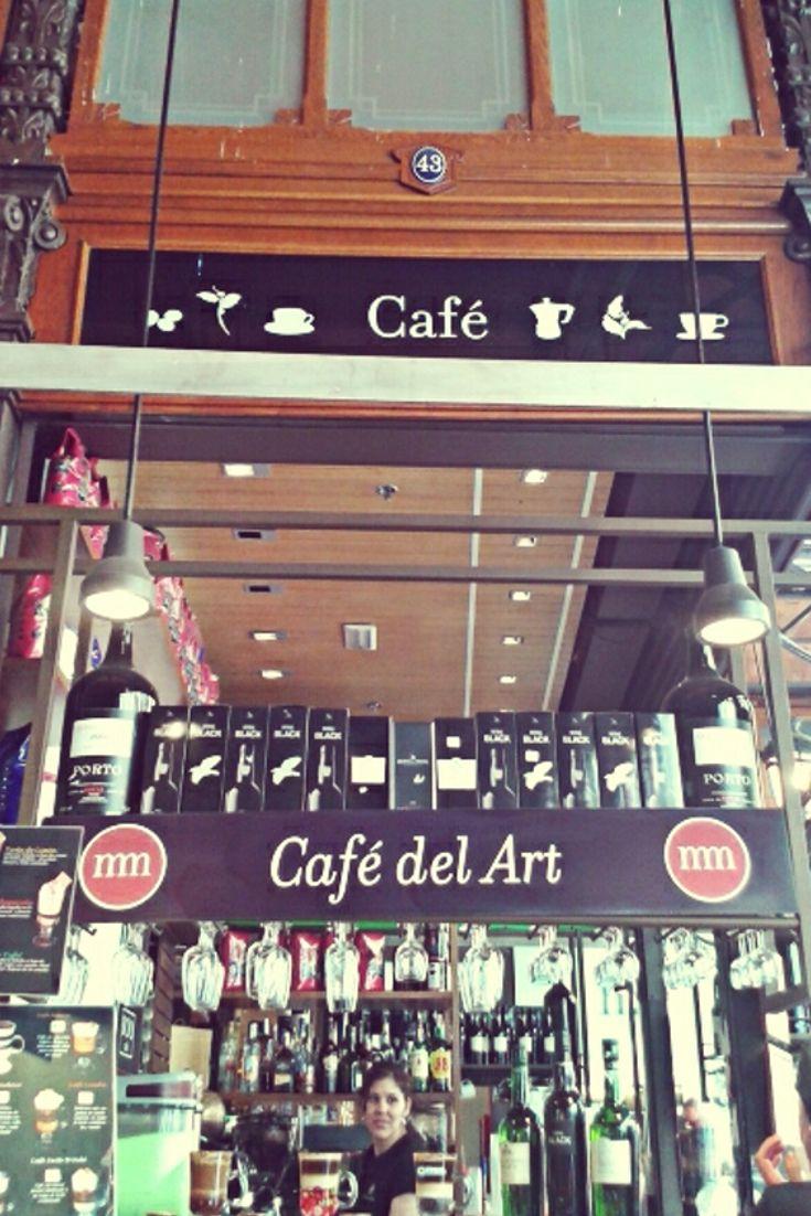 Mercado de San Miguel in Madrid - Essen, Trinken, Genießen!