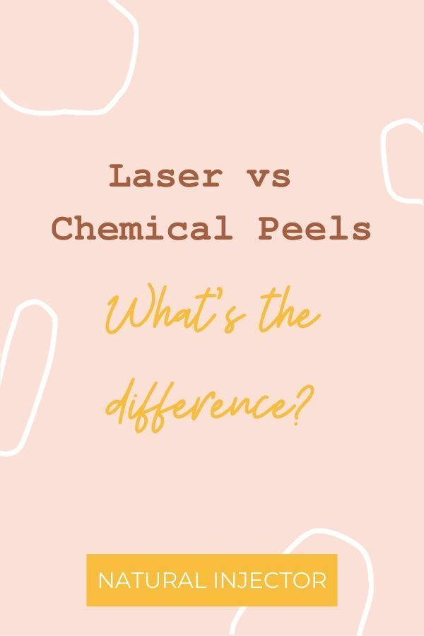 Laser Ipl Vs Chemical Peels What Is The Difference In 2020 Chemical Peel Laser Skin Treatment Laser Skin Care