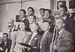 HCJB musicians in the 1940s