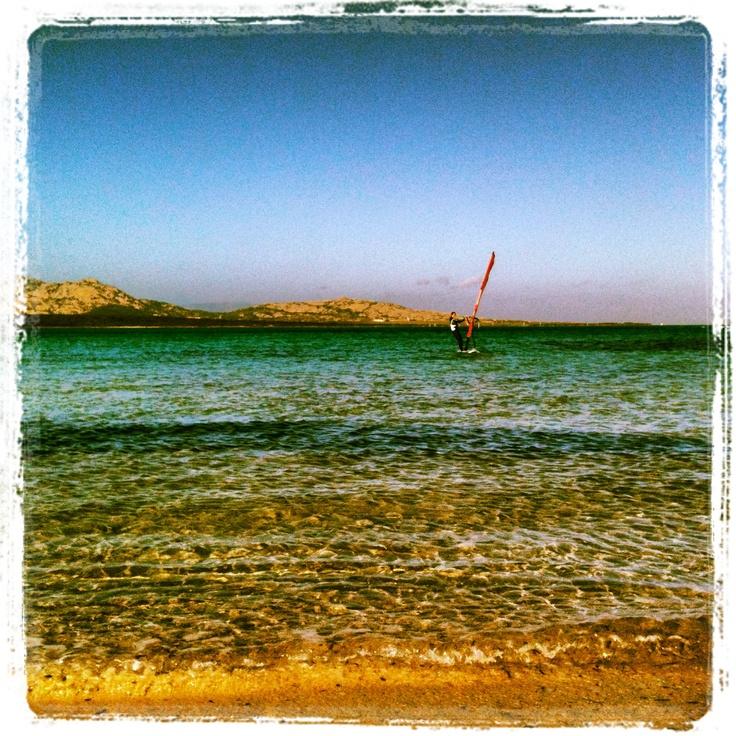 """Spiaggia """"il Gabbiano"""" - WIndsurf Contest - Aprile 2013"""