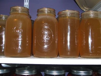 Canning Granny: Canning Turkey Bone Broth
