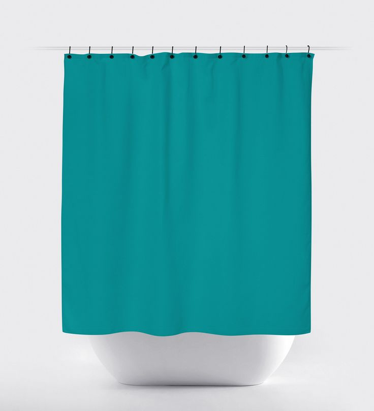 Top 25 Ideas About Teal Shower Curtains On Pinterest